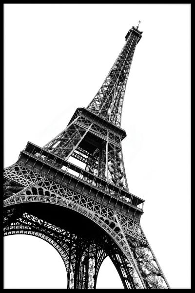 Eiffel Tower Paris Juliste