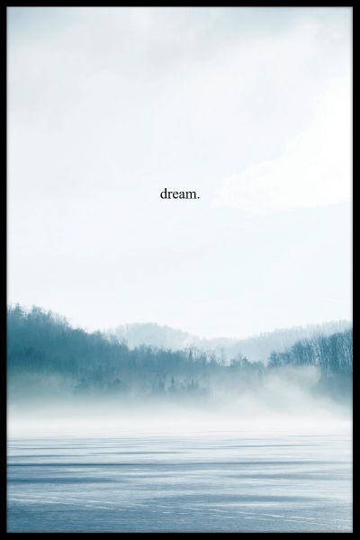 Dream Juliste