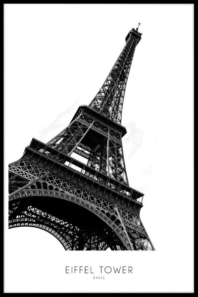 Eiffel Tower Juliste