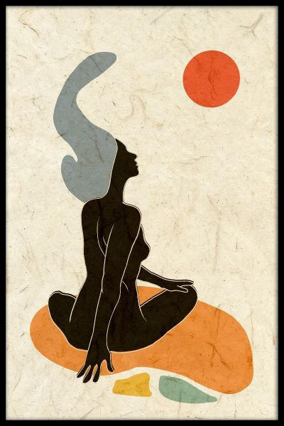 Nude Abstract Juliste