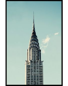 Chrysler Building Juliste
