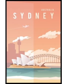Sydney Travel Juliste