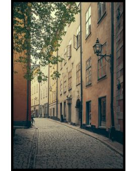 Old City Stockholm Juliste