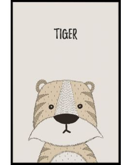 Tiger Kids Juliste