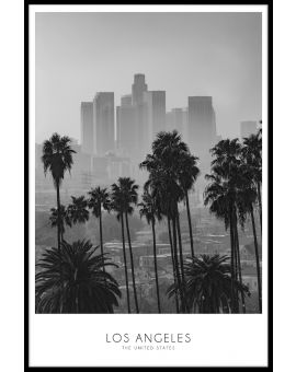 Los Angeles Juliste