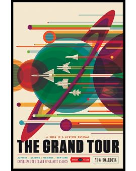NASA Grand Tour Juliste
