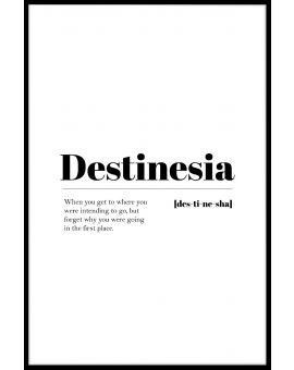 Destinesia Juliste
