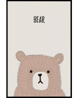 Bear Kids Juliste