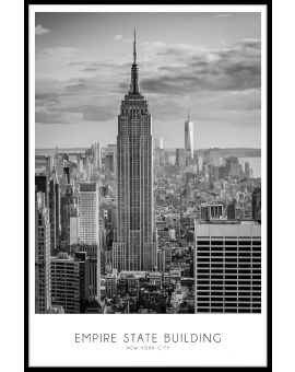 Empire State Building Juliste