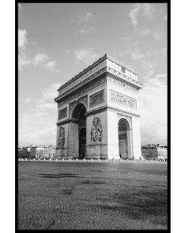 Arc De Triomphe Paris Juliste