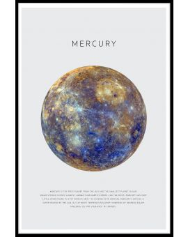 Mercury Juliste