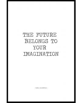 Your Imagination Juliste