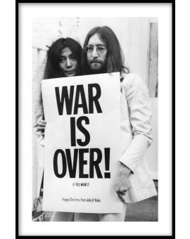 War Is Over! Juliste