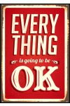 Everything OK Vintage Juliste
