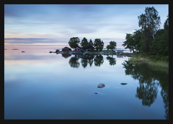 Archipelago Reflections Juliste